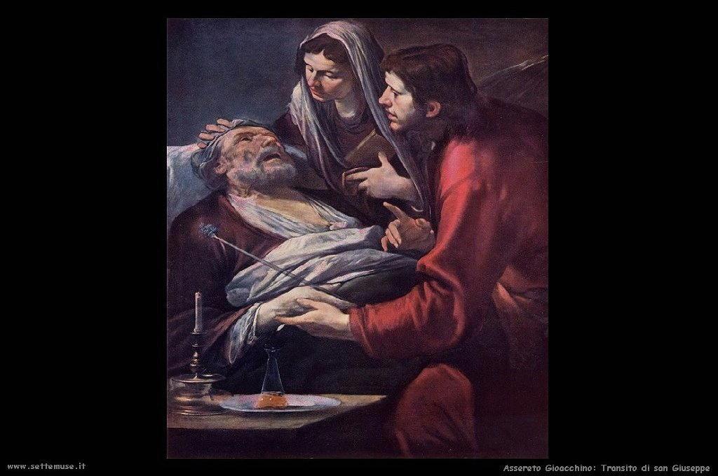 Transito di san Giuseppe