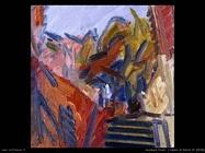 Albero di fronte II (2008)