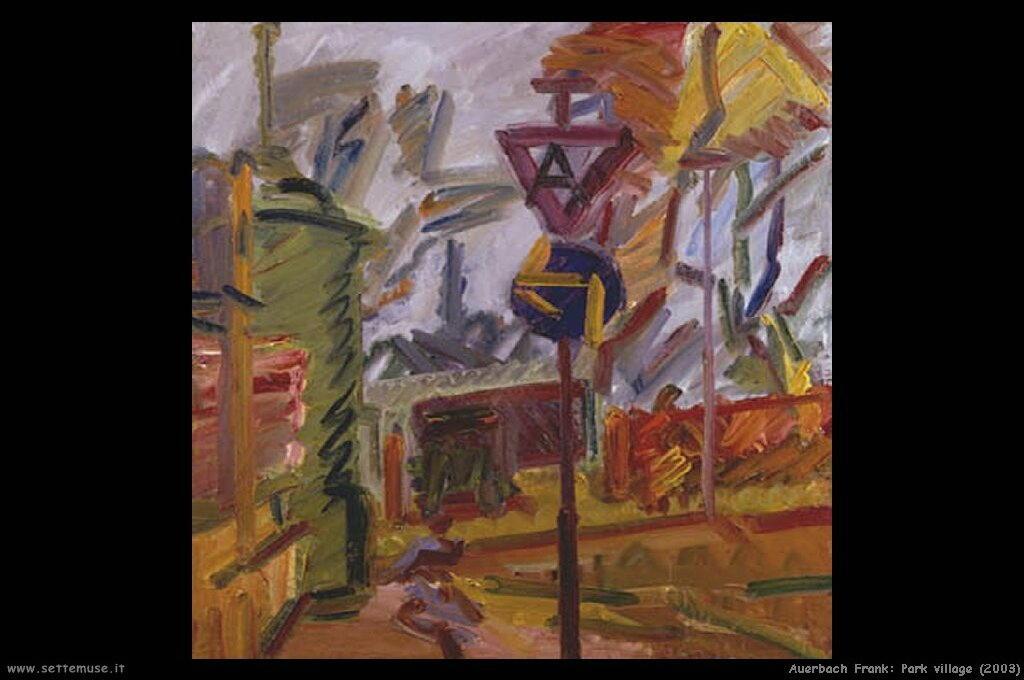 frank_auerbach_012_park_village_2003