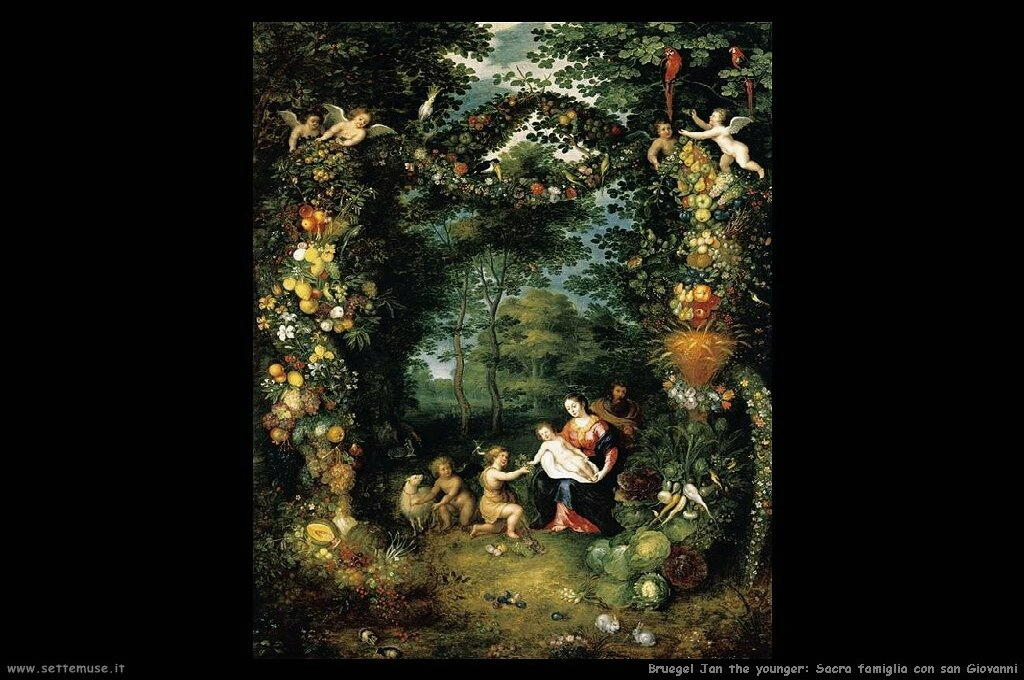 Brueghel_jan_the_younger_756_the_holy_family_with_st_john