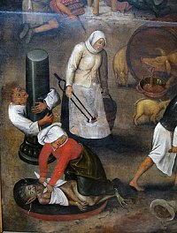 Biografia di Pieter Brueghel il Giovane