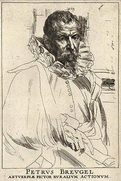 Ritratto di Pieter Brueghel il Giovane