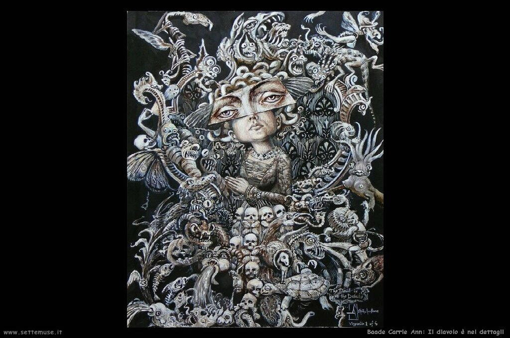 carrie ann baade  The devil is in the details