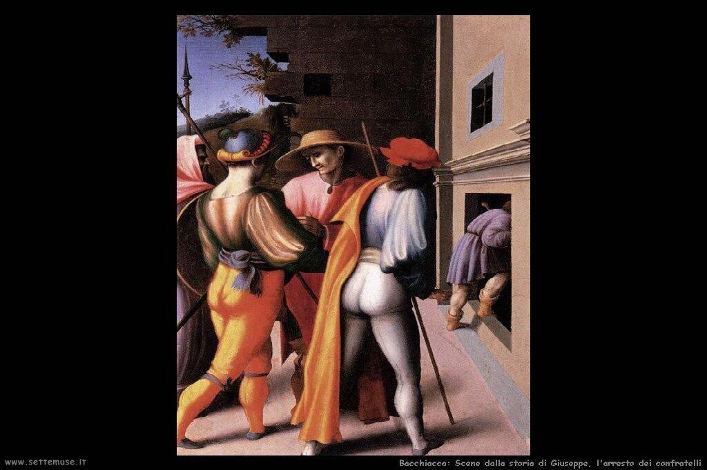 Dalla storia di Giuseppe: L'arresto dei confratelli