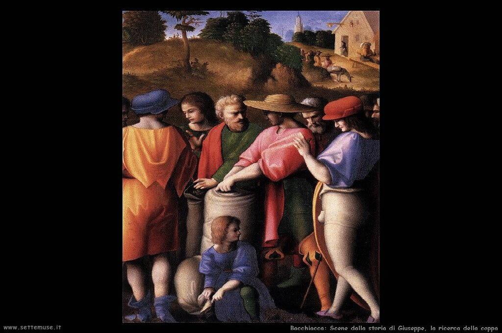 Dalla storia di Giuseppe: La ricerca della coppa