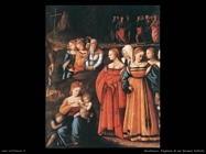 Predicazione di san Giovanni battista (dett)
