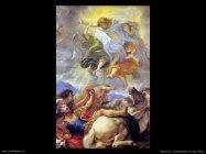baciccio Conversione di san Paolo
