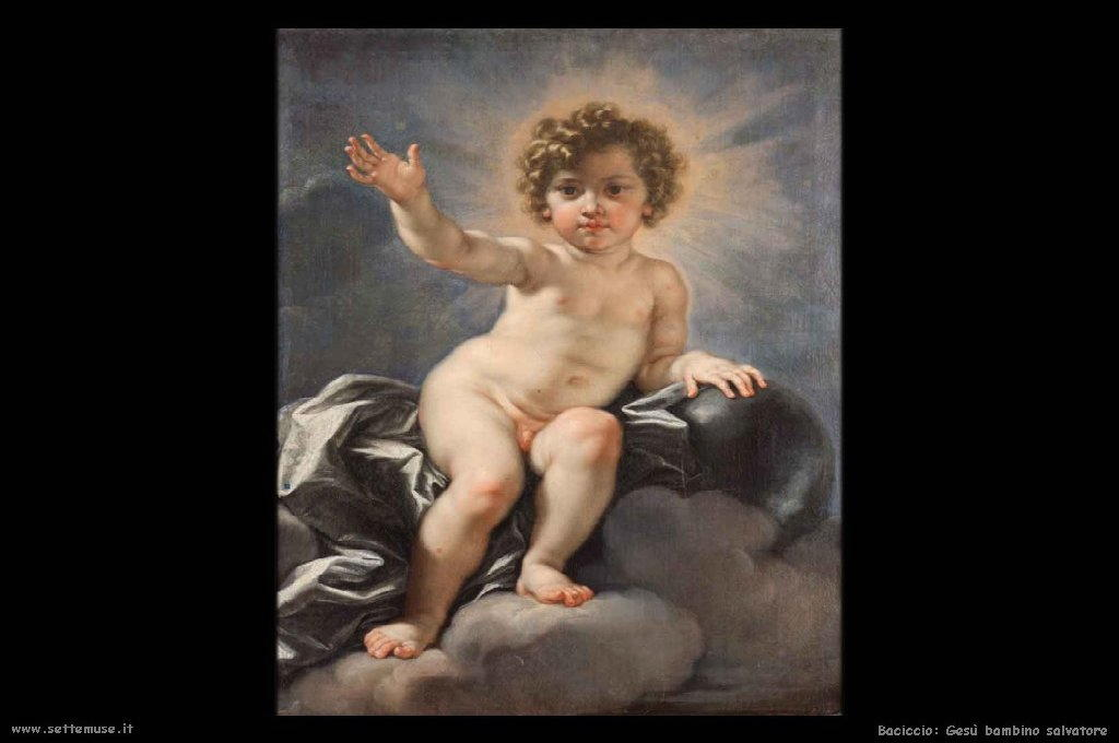 Gesù bambino salvatore