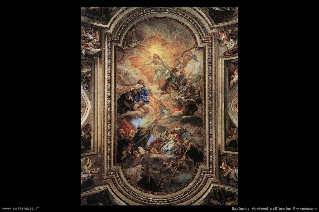 baciccio 503 apotheosis_of_the_franciscan_order