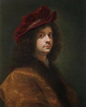 Autoritratto di Baciccio