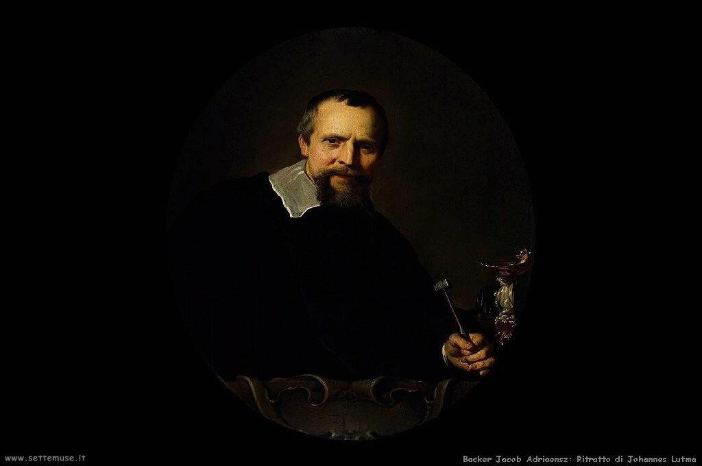 Ritratto di Johannes Lutma