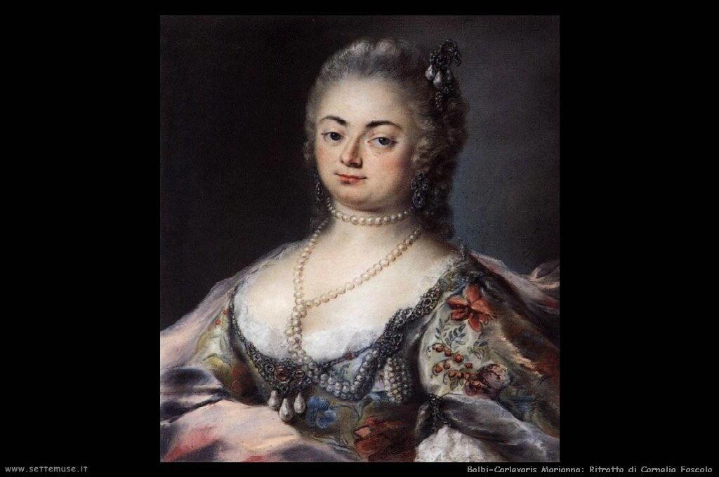balbi_carlevaris_marianna Ritratto di Cornelia Foscolo