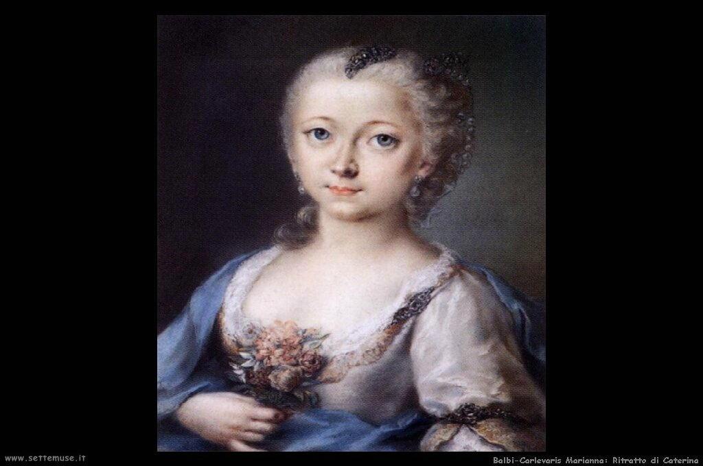 Ritratto di Caterina