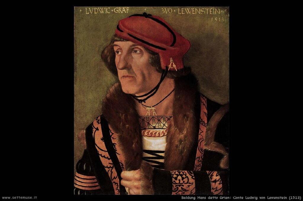 Ludwig, conte von Lewenstein