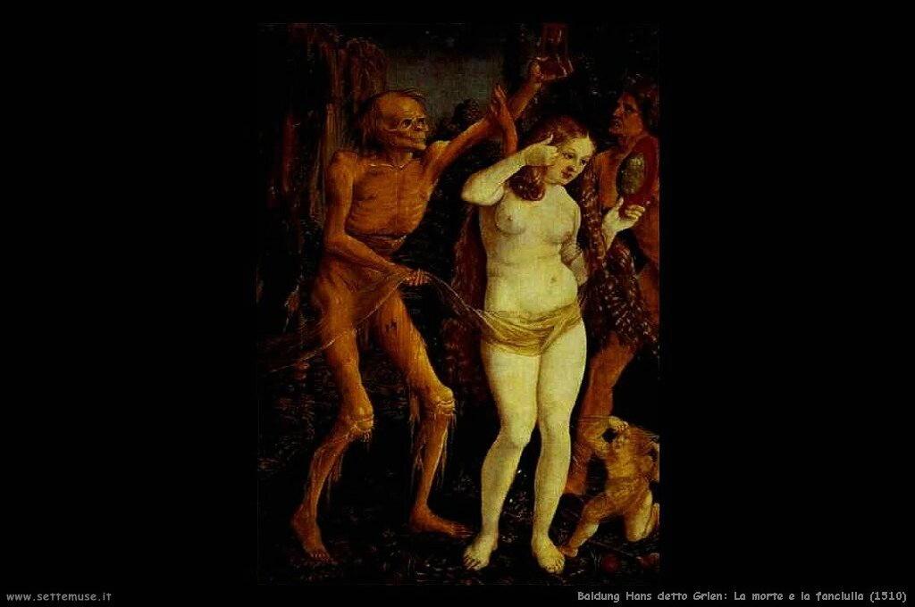 La morte e la fanciulla 1510