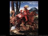 Il cavaliere, la fanciulla e la morte  1505