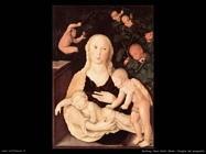Vergine del pergolato