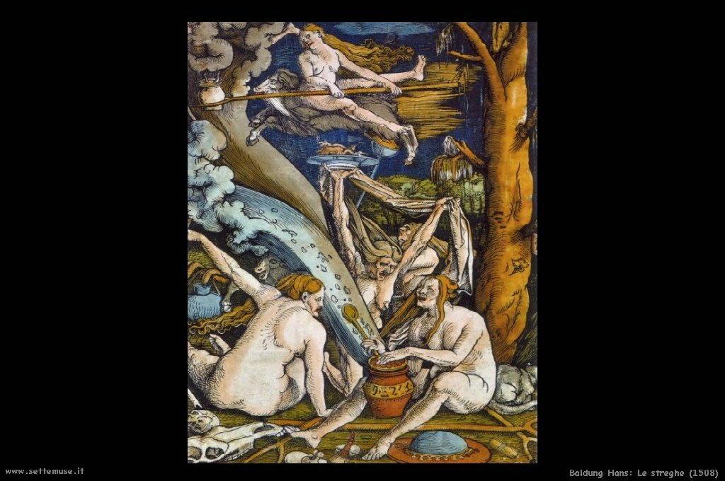 Le streghe (1508)