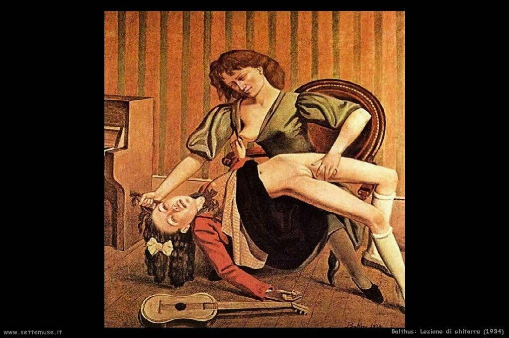 La lezione di chitarra (1934)