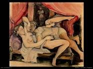 balthus Lucrezia e Tarquinio