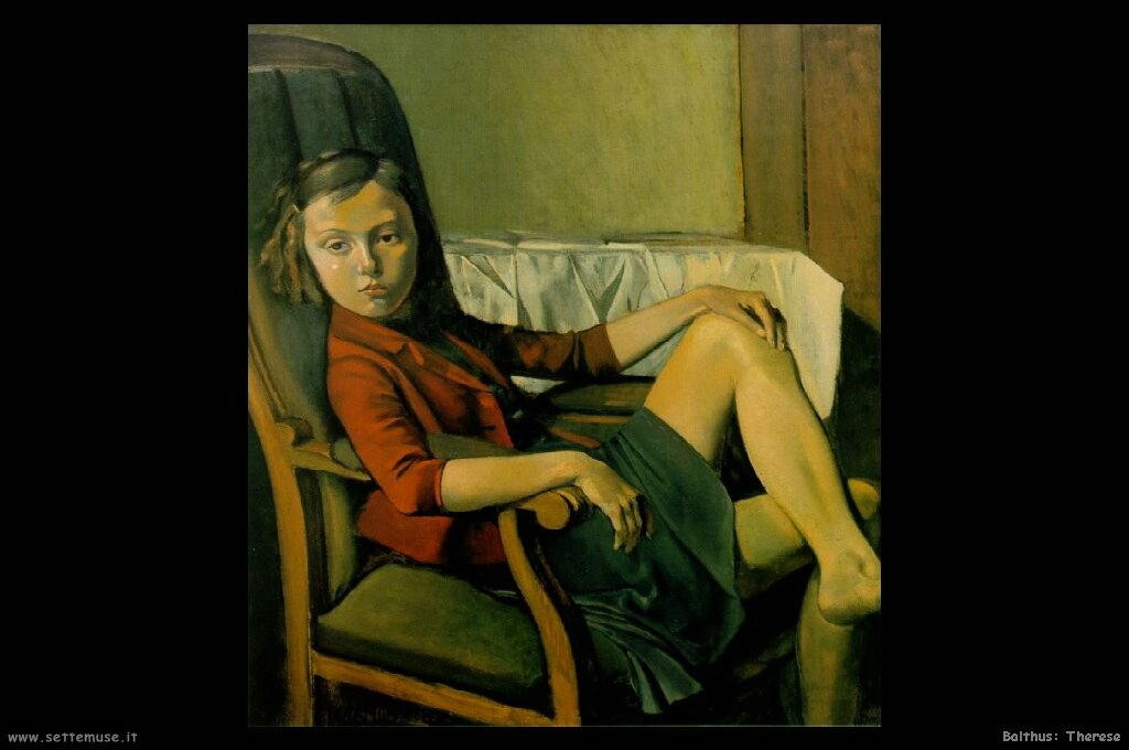 balthus therese