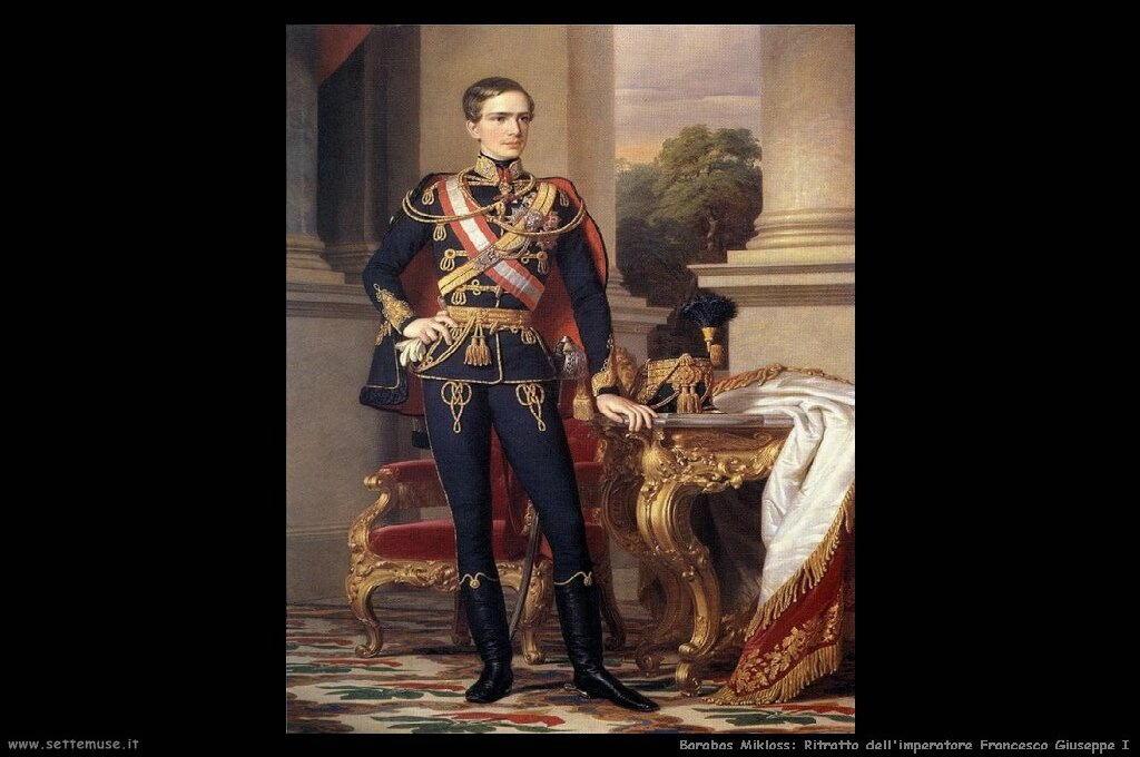 barabas_mikloss_501_portrait_of_emperor_franz_joseph_i_1853