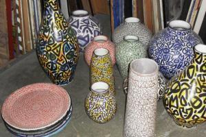 Barnils Sergi: ceramiche
