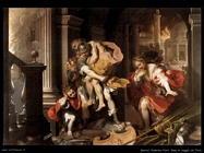 barocci federico fiori Enea parte da Troia