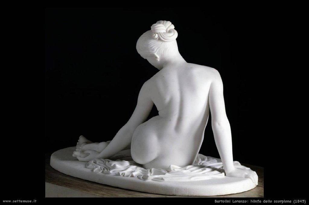 Ninfa dello scorpione (1845)