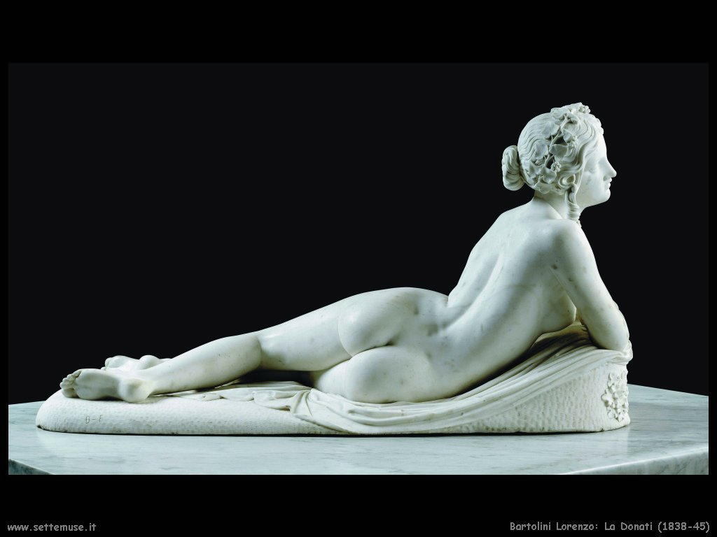 La Donati 1838-45 lorenzo bartolini