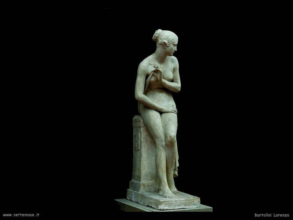 Lorenzo Bartolini sculture 103