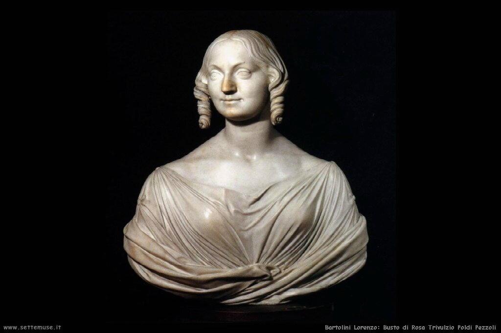 Busto di Rosa Trivulzio Poldi Pezzoli