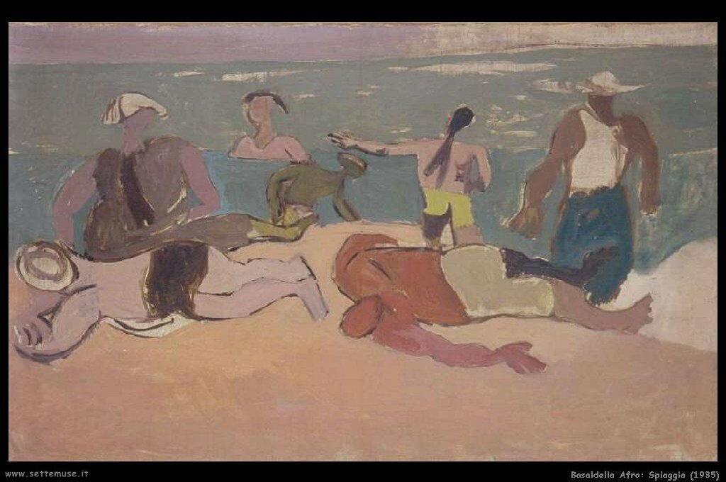 Spiaggia (1945)