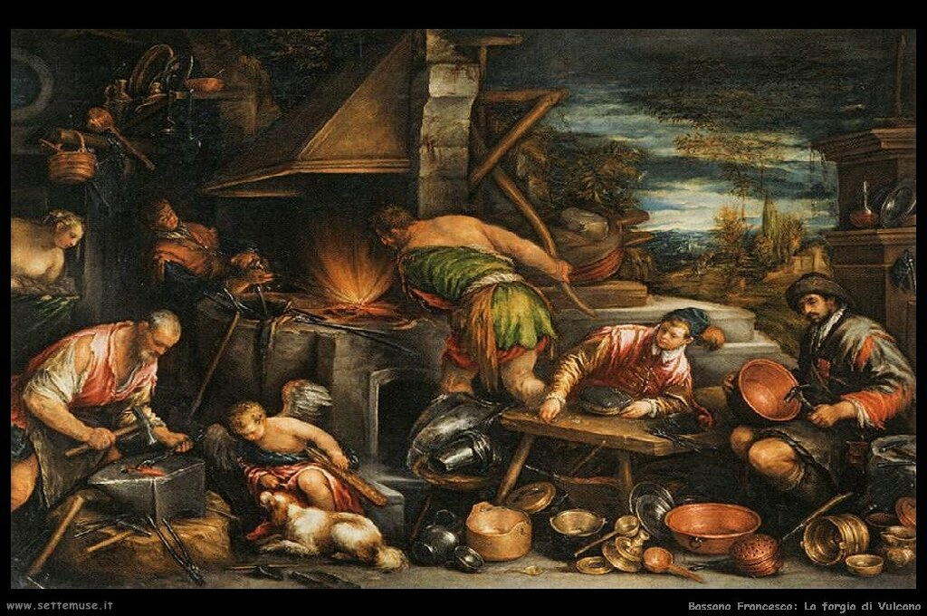 bassano_francesco_508_the_forge_of_vulcan
