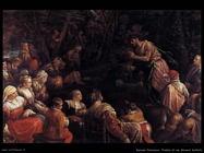 San Giovanni battista predicatore
