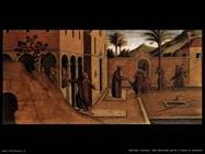 San Girolamo porta il leone al convento