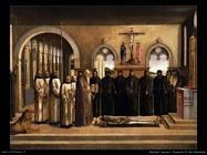 Funerale di san Girolamo