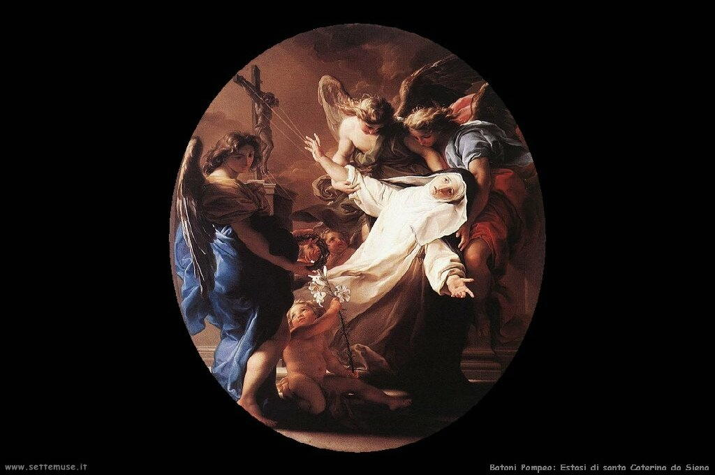 batoni_pompeo_504_the_ecstasy_of_st_catherine_of_sien