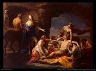 Achille richiamato da Teti e Chirone (1770)