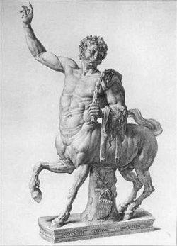Scultura di Pompeo Girolamo Batoni