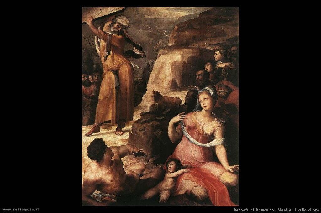 Mosè e il vello d'oro