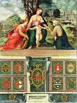 Dipinto di Domenico Beccafumi