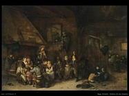 Interno di una taverna