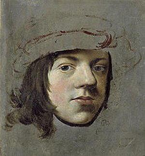 Ritratto di Cornelis Bega o Cornelis Pietersz Begijn