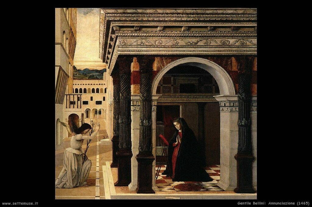 Annunciazione (1465)