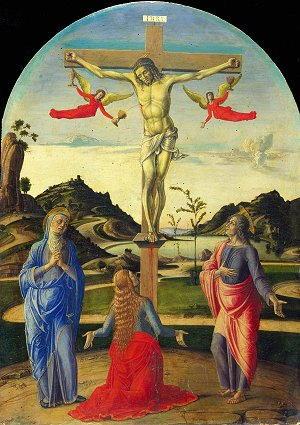 Crocifisso di Jacopo Bellini