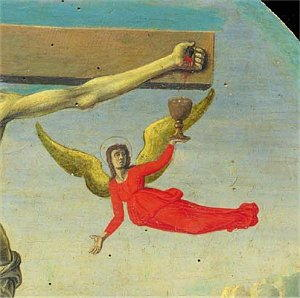 Dipinto di Jacopo Bellini (dett)