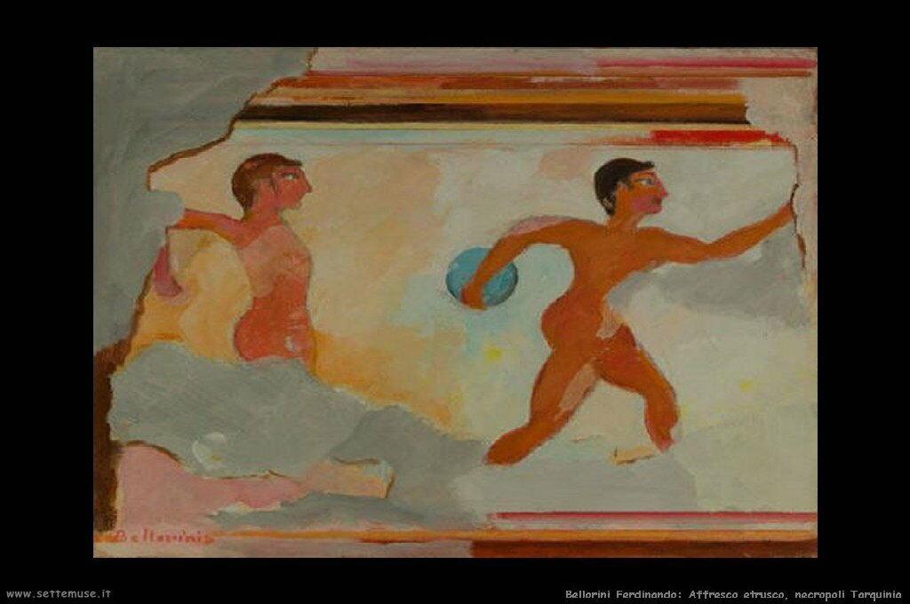 bellorini_ferdinando_012_affresco_etrusco_necropoli_tarquinia