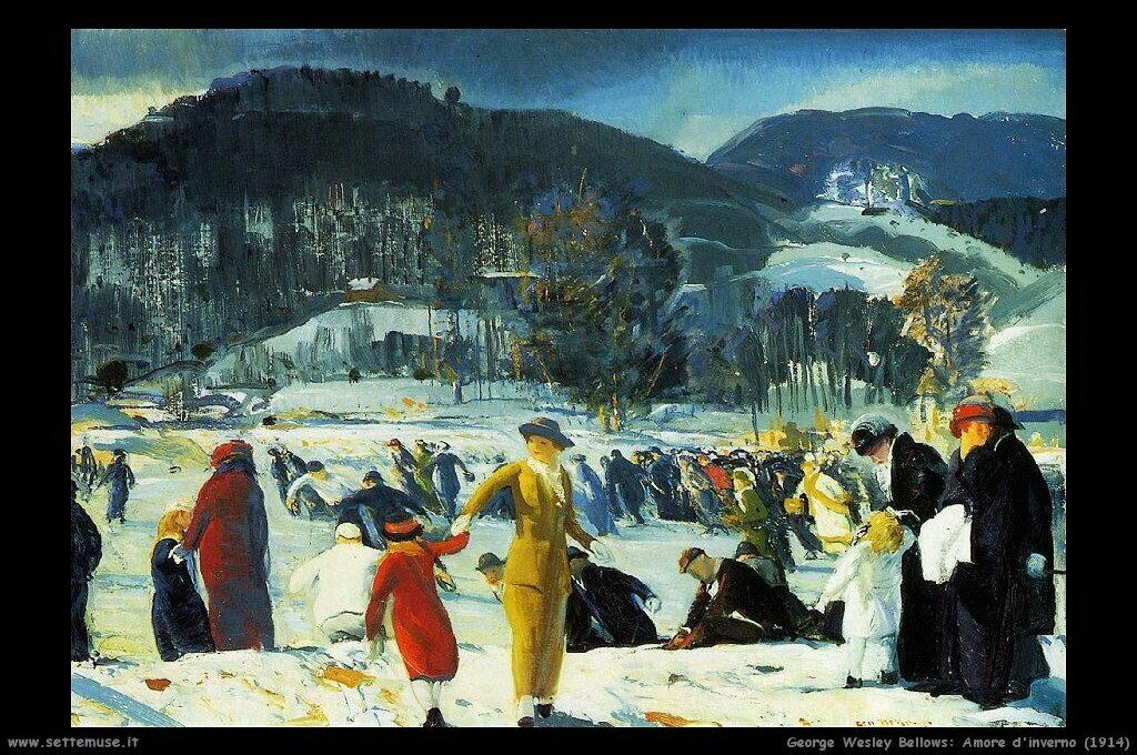Amore d'inverno (1914)