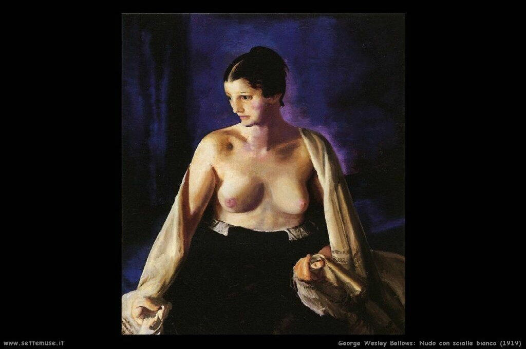 george_wesley_bellows_007_nude_with_white_shawl_1919